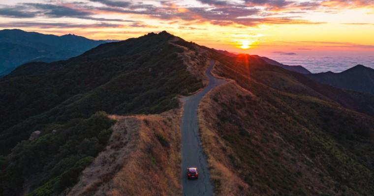 Mazda Survey Reveals Why Millennials Love Road Trips