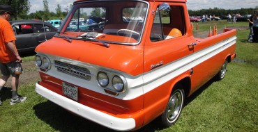 Uncommon Corvair Pickup Found in Junkyard