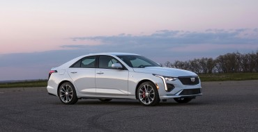 Two Cadillac Models Contend for Vehicle of the Year Awards