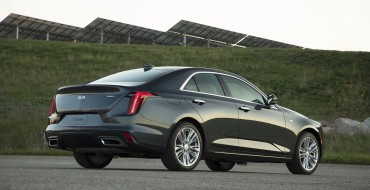 Dealerships Welcome the 2020 Cadillac CT4