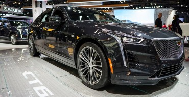 Cadillac is Third Best Luxury Brand in J.D. Power APEAL Study