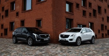 [Photos] 2020 Cadillac XT5 Arrives in Middle East, Russia