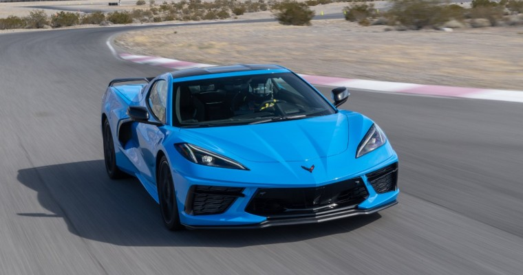 The Future Looks Bold for the 2022 Chevy Corvette