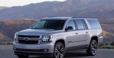 Chevy Suburban RST Makes Family Travel Cool Says US News