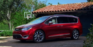 2020 Chrysler Pacifica Earns Spot on KBB's List of 12 Best Cars for Families