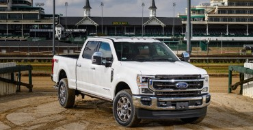 Ford Sprints Out of the Gate as New Partner of Kentucky Derby