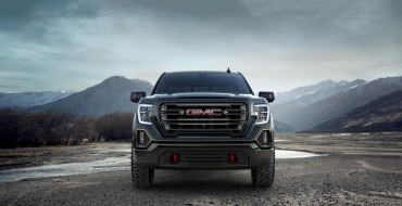 GMC Sierra AT4 CarbonPro Edition Comes to Mexico