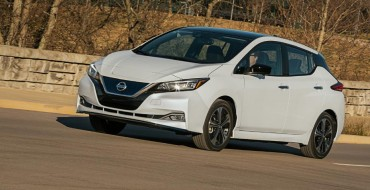 AJAC Names 2020 Nissan LEAF PLUS Green Car of the Year