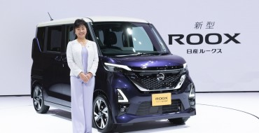 The All-New Nissan Roox Prepares to Hit Dealership Lots in Japan