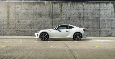 Next Toyota 86 Could Have 260 Horsepower