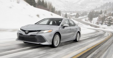 Toyota Camry AWD Arrives in Canada