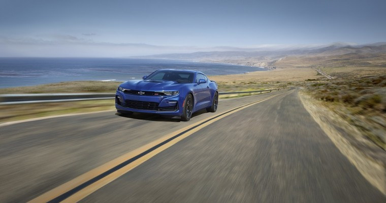 Updates Announced for 2021 Chevrolet Camaro