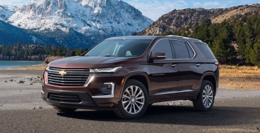 Chevy Traverse Gets Refresh for 2021