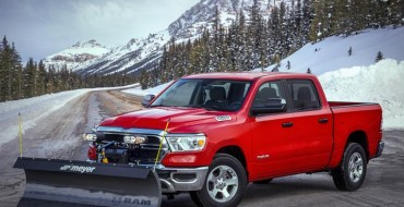 2021 Ram 1500 Snow Plow Prep Package Announced