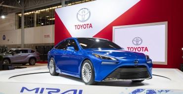 Next-Gen Toyota Mirai Debuts in Quebec