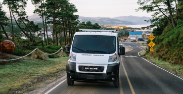 Ram Reveals 2021 ProMaster at The Work Truck Show