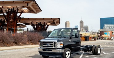 2022 Ford F-650, F-750, E-Series Get 7.3-Liter V8