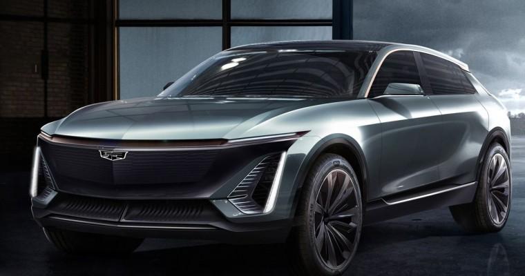 Debut of Cadillac's LYRIQ EV Canceled Amid Coronavirus Outbreak