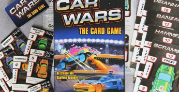 Car Wars: The Card Game Review – Maximum Vehicular Destruction!