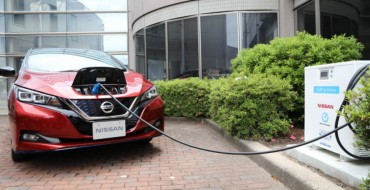 Nissan and 4R Energy Honored with 2020 Japan Resilience Award