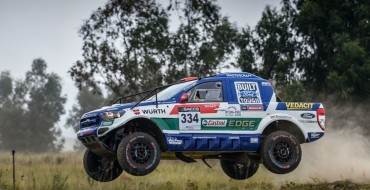 New FIA-Class Ford Ranger Gets Off to a Hot Start