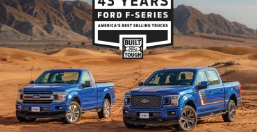 Ford F-Series Moved Big Numbers in the Middle East in 2019