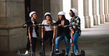 Ford Expanding Spin E-Scooters Worldwide