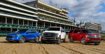 Ford Sponsoring Saturday's 147th Kentucky Derby
