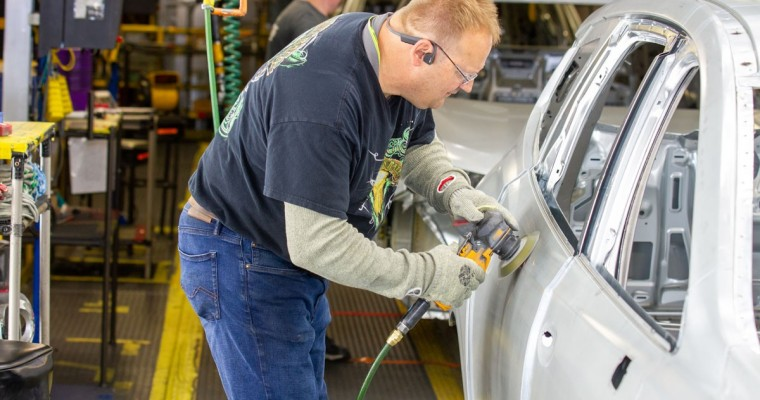 GM Adding 1,200 Jobs in Lansing to Bolster Production