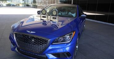Genesis Tops J.D. Power 2020 Vehicle Dependability Study