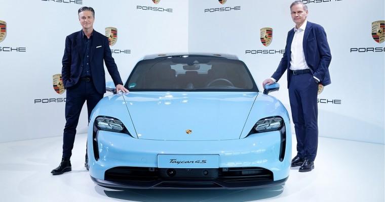 Porsche Reports Record Revenue in 2019