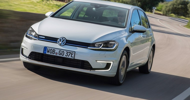 Volkswagen to Discontinue 2020 e-Golf in the U.S.