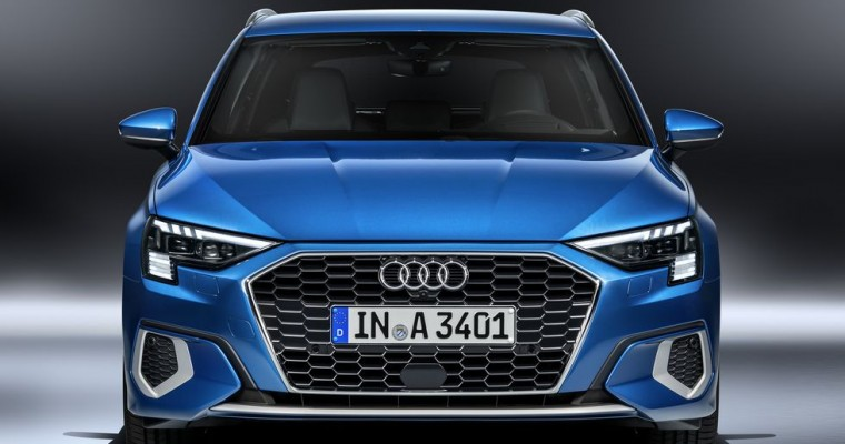 New Audi A3 Sportback Images Hit the Web