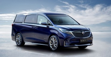 New Versions of the 2020 Buick GL8 Avenir are Heading to China