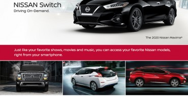 Try a New Nissan Every Day With This Subscription Service