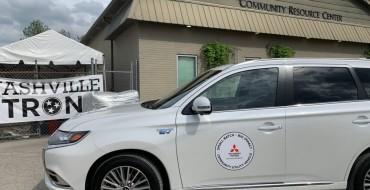 Mitsubishi Helps Nashville Residents After Tornado Outbreak