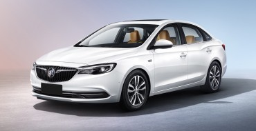Buick Excelle GT Lineup Expanded in China