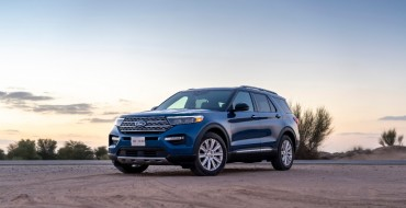 2020 Ford Explorer Goes Adventuring in the Middle East