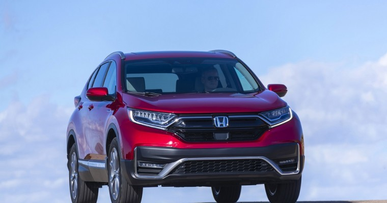 Honda is 'Best Value Brand' for Sixth Consecutive Year