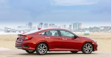 Honda Civic Tops Car Segment in Automotive Loyalty Awards