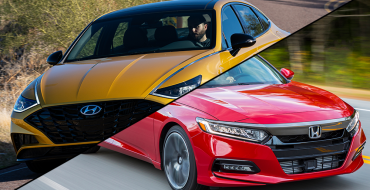 Edmunds Compares Honda Accord vs Hyundai Sonata
