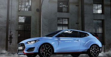 2020 Hyundai Veloster N Gains Sporty Dual-Clutch Gearbox