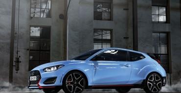 2020 Hyundai Veloster N Gains Sporty Dual-Clutch Gearbox