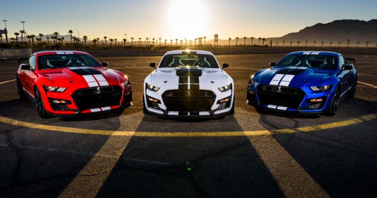 Ford Mustang was the Best-Selling Sports Car of 2019