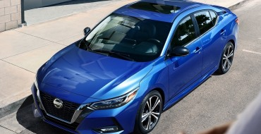 Nissan Sentra Nominated for Car of the Year Award