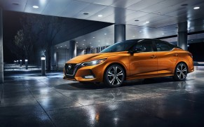 2020 Nissan Sentra named to Wards 10 Best Interiors List
