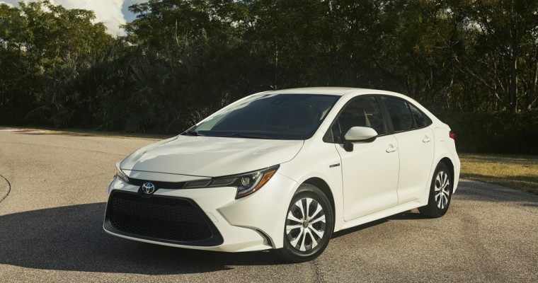 Toyota Corolla Hybrid is the 2020 Rocky Mountain Car of the Year