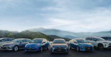 Toyota Hybrid Sales Surpass 15 Million Worldwide