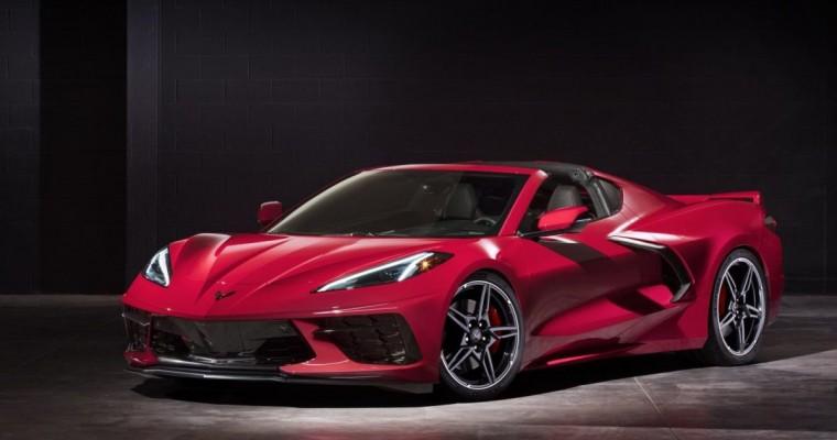 Hey, Let James Bond Drive a Corvette