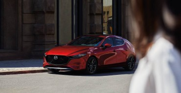 Mazda3 Takes Home World Car Design of the Year Award